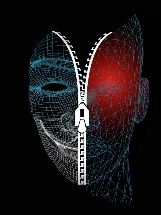 De svage er nemme ofre for identitetstyveri og at blive franarret NemID oplysninger